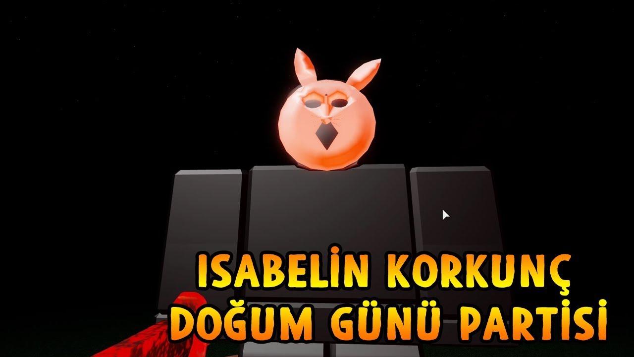 KORKUNÇ DOĞUM GÜNÜ PARTİSİ! - Roblox