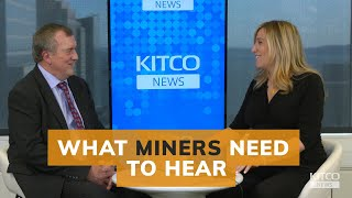 What Barrick's Mark Bristow really wants to say to gold mining CEOs