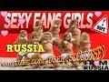 Russian Women DANCE Female Sports Fans from Cheerleading