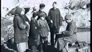 В боях за Родину (1947) 53 Стрелковая дивизия в Великой Отечественной.mp4