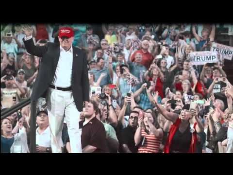 The American Dreamer Donald Trump Rally Entrance Song