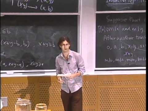 Lec 4 | MIT 6.042J Mathematics for Computer Science, Fall 2010