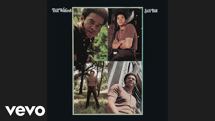 bill withers  use me official audio