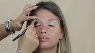 איפור כלה מודגש כולל פיסול פנים💄by inbal pro makeup master