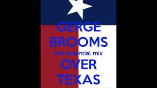 "EDM 2013 Mix ""Gerge Brooms Over Texas"" 1 HOUR! NON STOP"