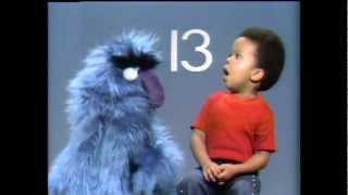 Classic Sesame Street - Herry and John John Count to 20 (John Grown from child to adult)