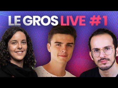 LE LIVE DONT VOUS ETES LE HÉROS - feat. Cyrus North et Manon Aubry - LE GROS LIVE #1