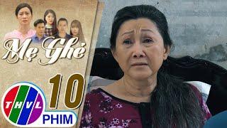 image Mẹ ghẻ - Tập 10[4]: Bà Sang xúc động vì ngày gần đất xa trời chỉ còn có Diệu chăm sóc mình