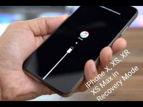 How to Boot iPhone X, XS, XS Max, and XR into DFU or Recovery Mode