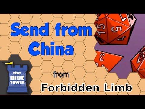 Forbidden Limb: Send from China