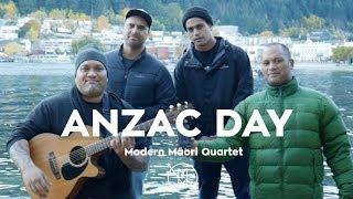 Modern Māori Quartet (ANZAC Tribute)