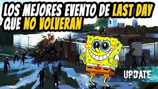 Los Mejores EVENTOS de LAST DAY que no VOLVERAN | LAST DAY ON EARTH: SURVIVAL
