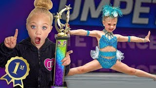 Download Everleigh Wins 1ST PLACE at her regional dance competition!!! (We Can't Believe It!) Mp3 and Videos