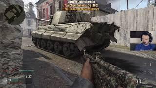 Call of Duty: WW II TDM gameplay March 12, 2018 pt4