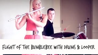 Flight of the Bumblebee - Flute, Bevani (Live Performance)
