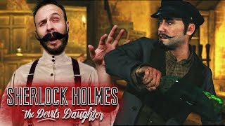 NO S*** SHERLOCK - Sherlock Holmes: The Devil