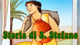 Iscriviti! ► http://bit.ly/bibbiaperbambinila storia di stefano il primo diacono e protomartire (il martire).stefano è dei sette diaconi ed il...