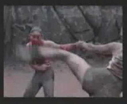 Mortal Kombat - Mortal Kombat Techno Syndrome 12'' Mix 1993 poster
