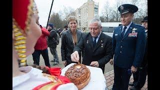 В Звёздном городке состоялась торжественная встреча экипажа ТПК «Союз МС-04»