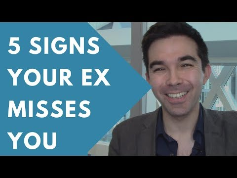 Know if your ex girlfriend misses you