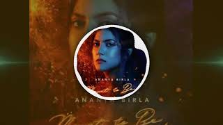 Скачать Ananya Birla Meant To Be Dj Saleh Radio Edit