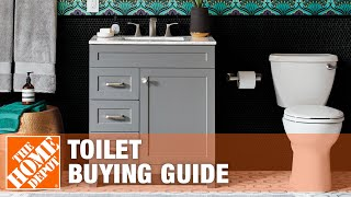 Toilet Buying Guide: Choose From Different Types of Toilets