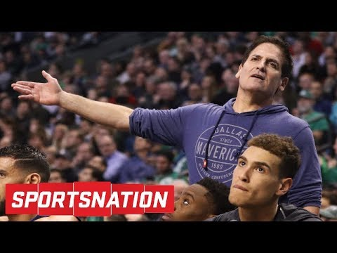Mark Cuban rips into the NFL | SportsNation | ESPN