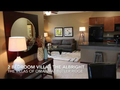 2 Bed/2 Bath Apartment in West Omaha | The Villas of Omaha 402-403-3880