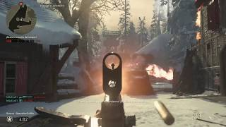 Call of Duty WWII gameplay