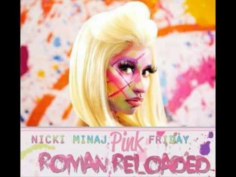 Nicki Minaj Feat. 2 Chainz - Beez In The Trap [+ LYRICS]
