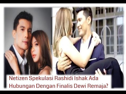 Penuh Gambar Perempuan Tu di IG Shidi -Dewi Remaja PUNCA Rashidi Ishak, Vanidah Bercerai?