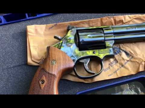 """Smith & Wesson 586-8 4"""" review"""
