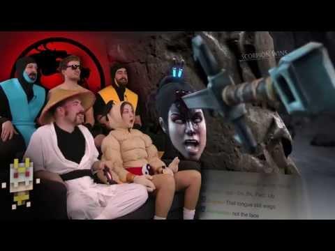 Mortal Kombat X AWESOME!