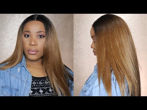 This Color Is Fire 🔥.. Affordable Everyday Hair?   Freetress Equal Freedom Part 203   Samsbeauty