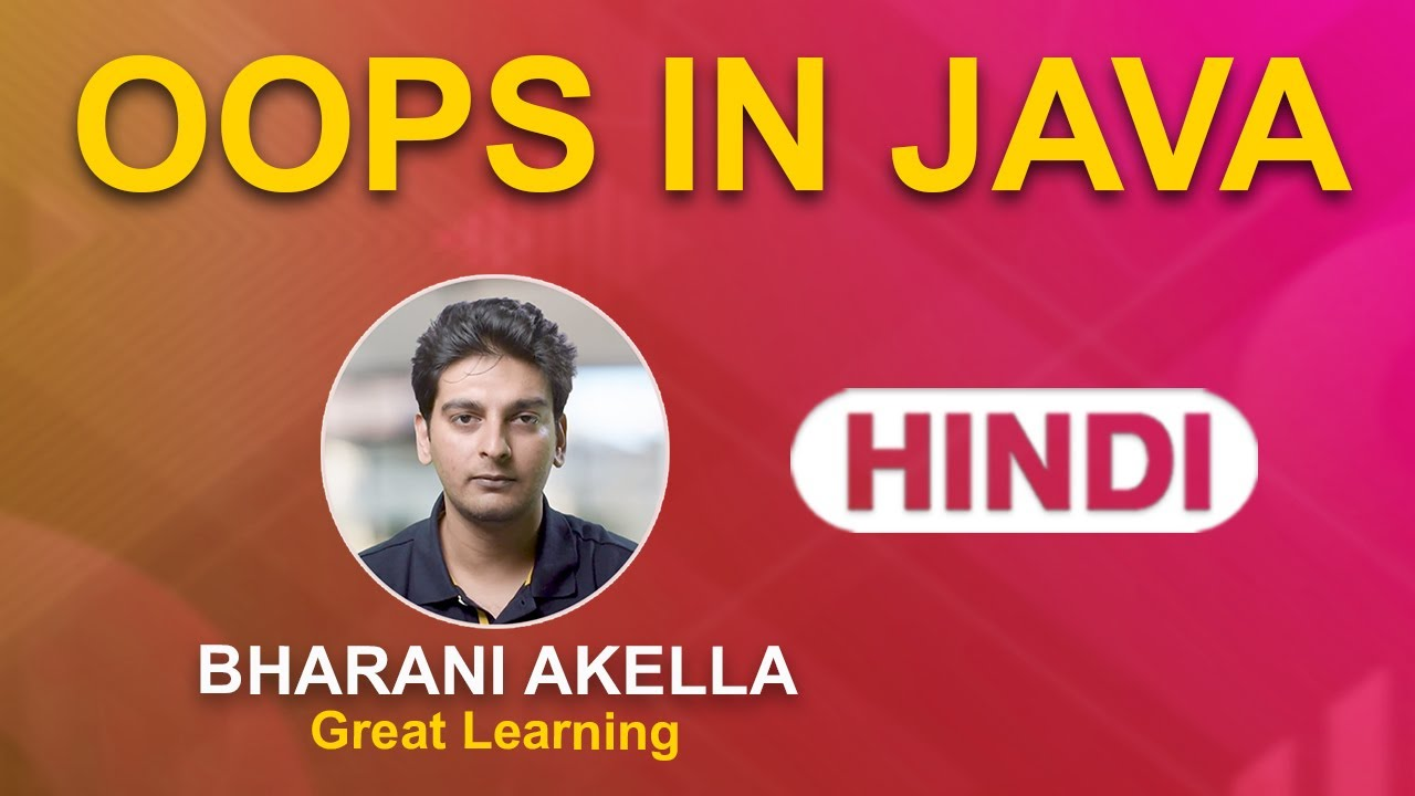 OOPS Concept In JAVA | Object Oriented Programming | Java For Beginners