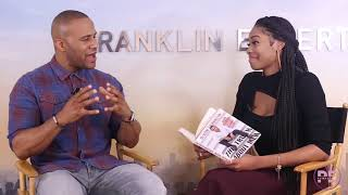 Devon Franklin talks 'Truth About Men', new film BREAKTHROUGH, Sexuality, Jussie Smollett, & LGBTQ