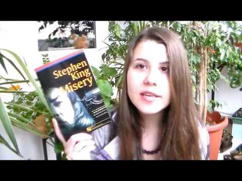 Book Review || Misery, by Stephen King || #VEDA Day 11