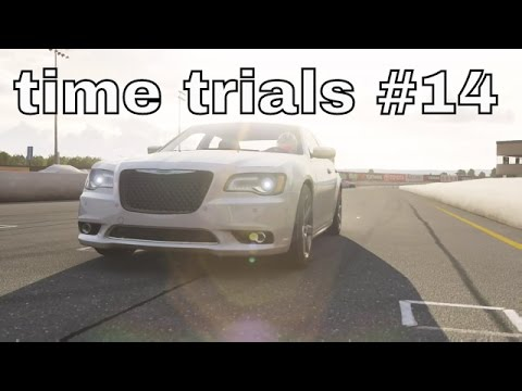 forza Motorsports time trials ##14