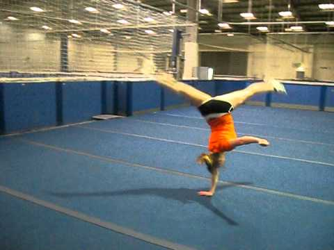 Image result for one arm front tumble