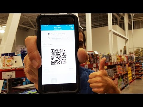 How To Use SCAN AND GO App | Shopping At Sam's Club Vlog