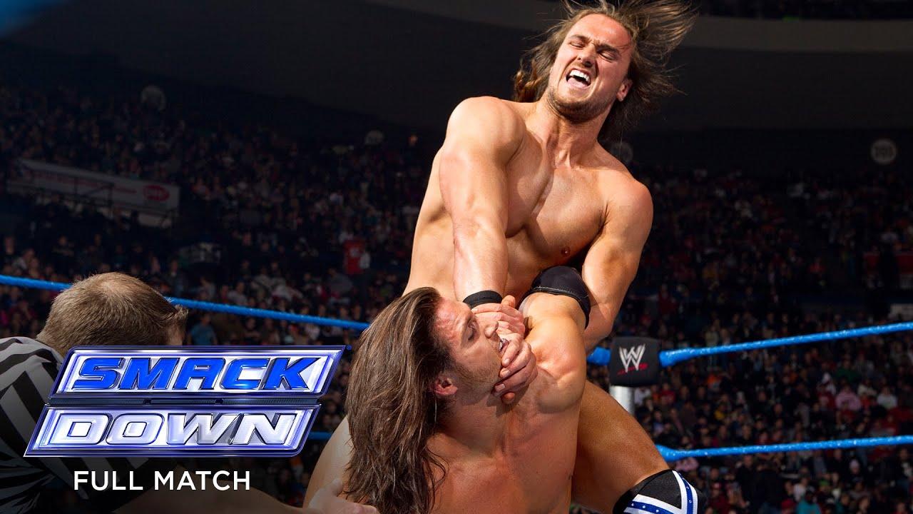 FULL MATCH - Drew McIntyre vs. John Morrison – No Disqualification Match: SmackDown, Jan. 29, 2010