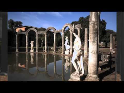 Hadrian's Villa, Tivoli: A virtual tour