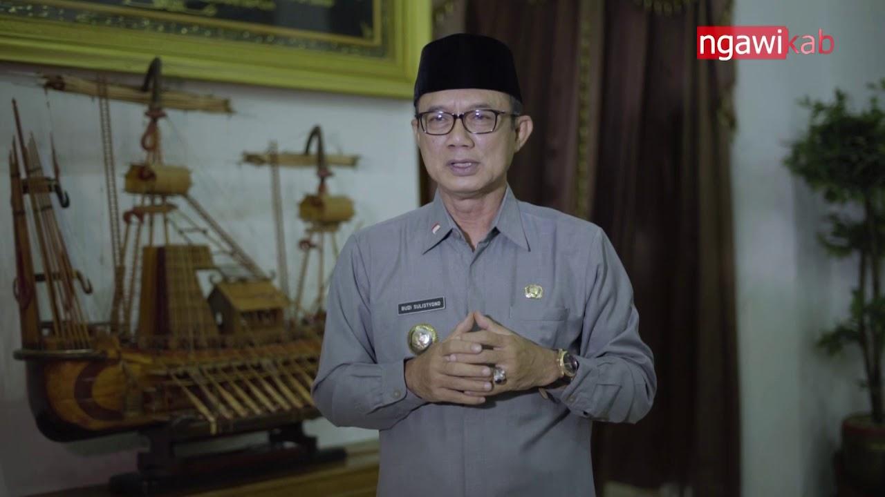 UCAPAN NATAL 2019 DAN TAHUN BARU 2020 OLEH BUPATI NGAWI ...