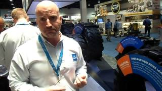 Video still for Camoplast Solideal at CONEXPO-CON/AGG 2014