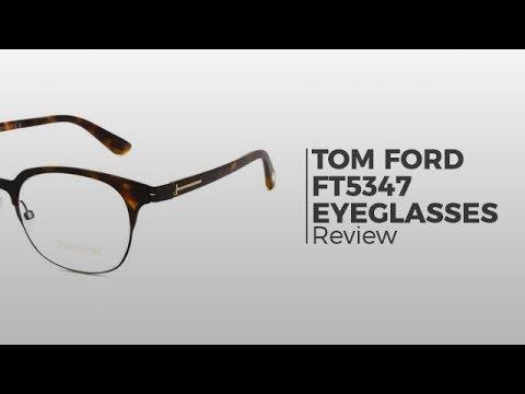 69fbbed819c Tom Ford FT5347 Eyeglasses