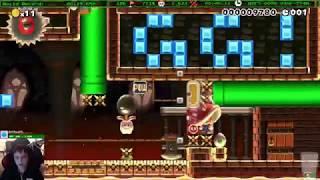 Super Mario Maker - Speedrun Levels Montage #27