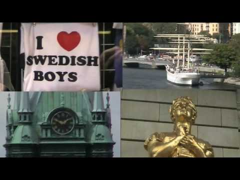 My Trip to Stockholm Sweden.