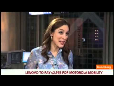 What Does Lenovo Gain From Motorola Mobility Deal?