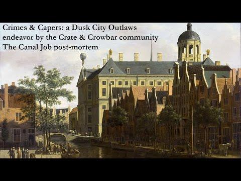 Crimes & Capers - The Canal Job post-mortem