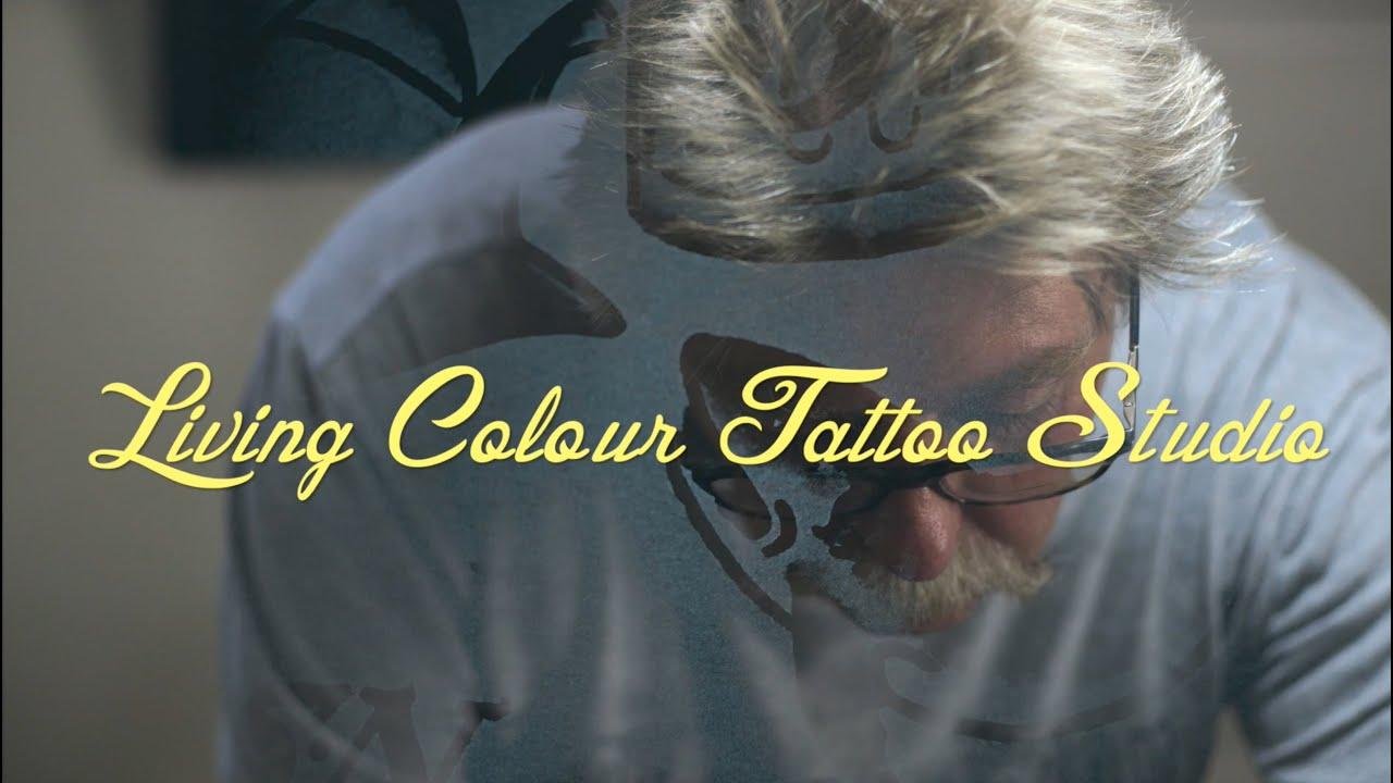 Living Colour Tattoo Studio - YouTube